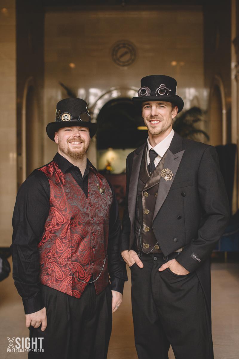Dana & John\'s Steampunk Wedding in Old Sacramento - XSIGHT ...